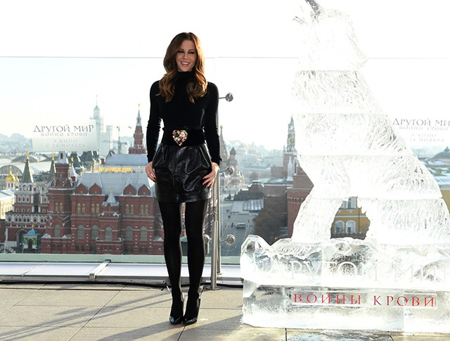 Английская актриса Кейт Бекинсэйл