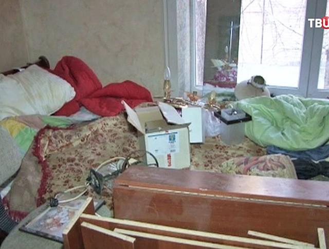 Квартира женщины
