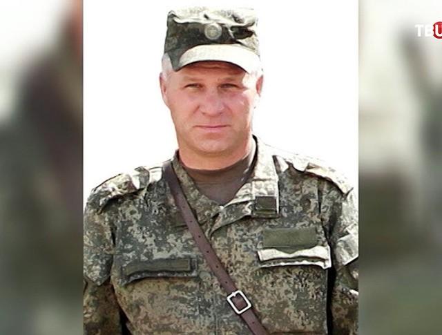 Полковник Руслан Галицкий