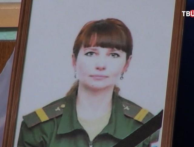 Медсестра Надежда Дураченко