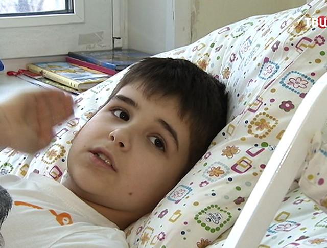 Мальчик из Донбасса
