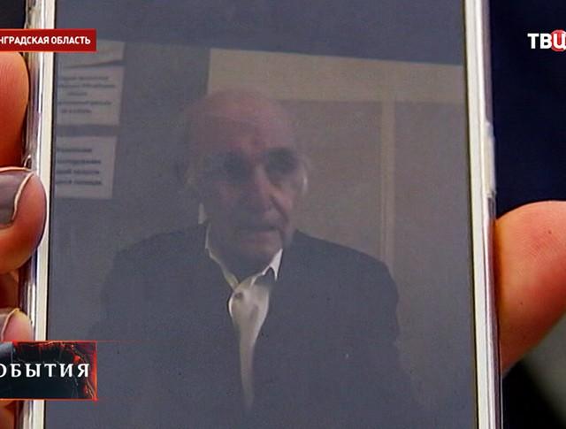 Погибший Лев Гридюшко