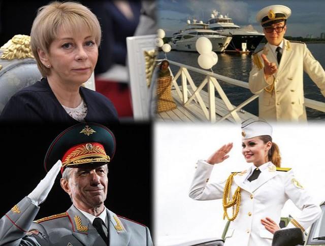 Погибшие в авиакатастрофе самолета Ту-154 у побережья Черного моря