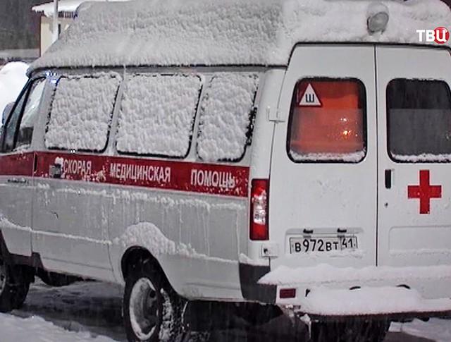 Скорая помощь на Камчатке