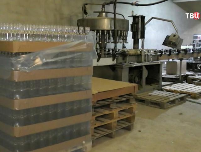 Оборудование для производства спиртосодержащих жидкостей