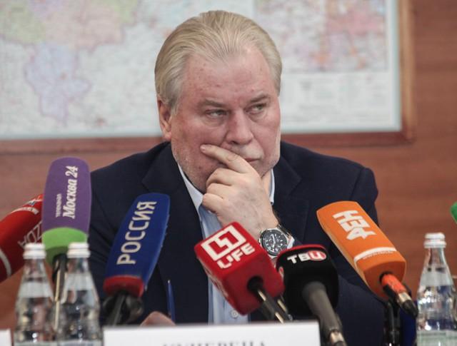 Председатель Совета при губернаторе Московской области по развитию гражданского общества и правам человека Анатолий Кучерена