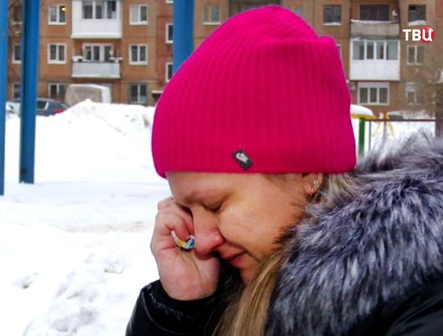 Мать ребенка, пострадавшего от действия медиков в Кемерово