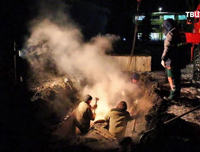 Взрыв на ТЭЦ в Пензе