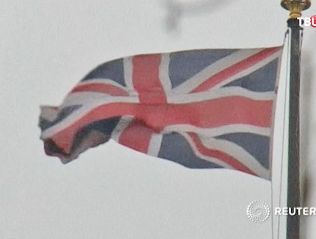 Флаг Англии