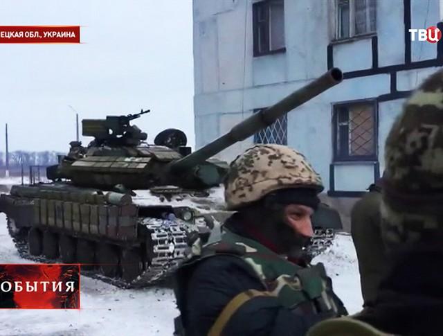 Украинский танк Т-64
