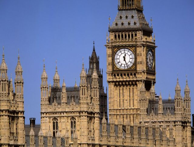 Британский парламент