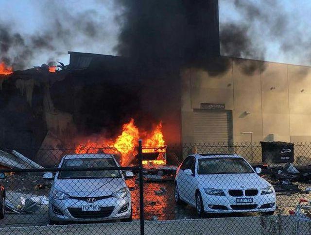 Крушение частного самолета в Австралии