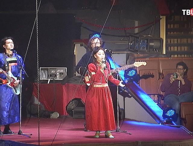 Цирковое выступление
