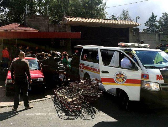 Скорая помощь Гватемалы