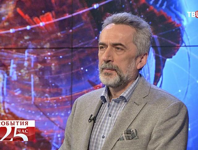 Владислав Белов, заместитель директора по научной работе Института Европы РАН