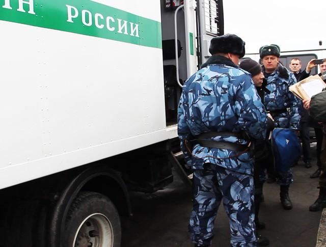 Передача украинской стороне заключенных