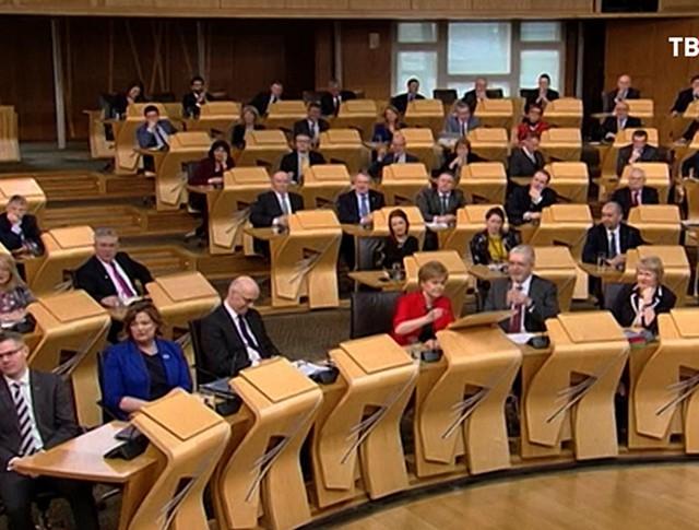 Парламент Шотландии