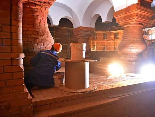 Реставрационные работы