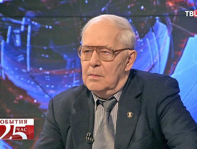 Валерий Меньщиков, член Общественного совета госкорпорации Росатом