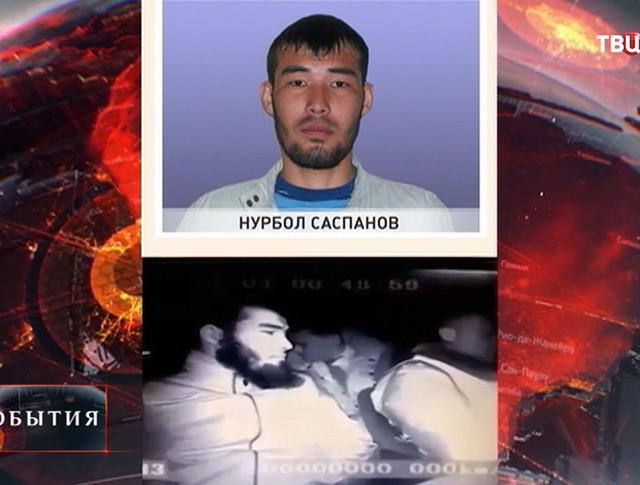 Подозреваемый в убийстве полицейских в Астрахани