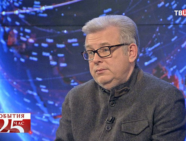 Дмитрий Куликов, политолог, публицист