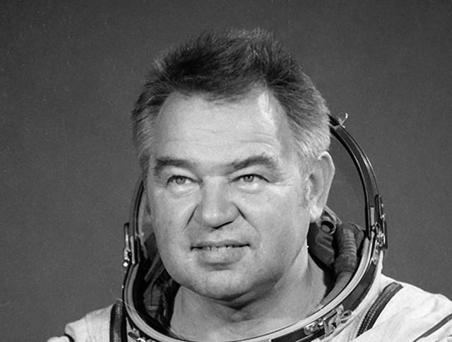 Летчик-космонавт СССР Георгий Гречко