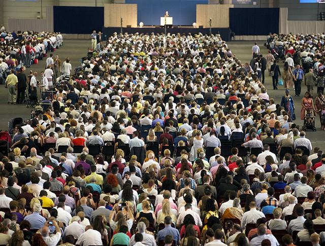 """Собрание организации """"Свидетелей Иеговы"""""""