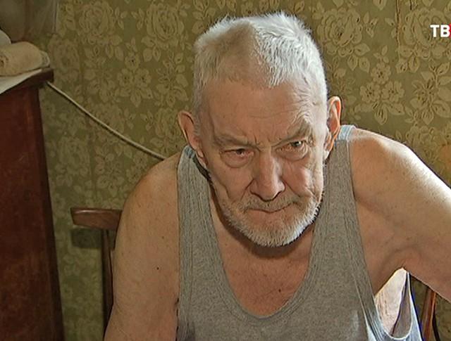Владимир Михайлович Ручкин ветеран ВОВ