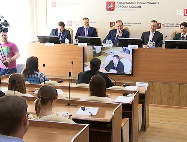 """Подготовка к международному форуму """"Город образования"""""""