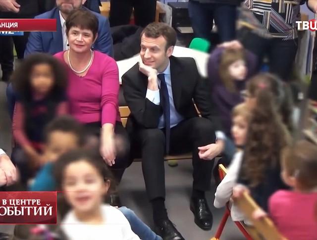 Эммануэль Макрон