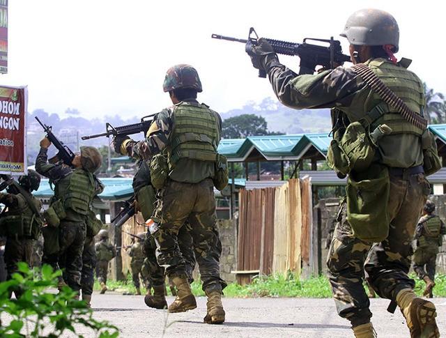 Военные Филиппин