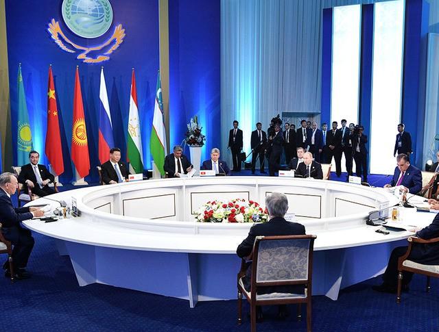 Саммит лидеров стран ШОС