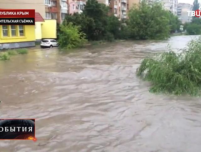 Непогода в Крыму