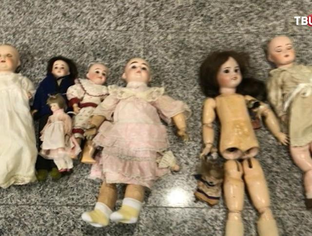 Куклы XIX века