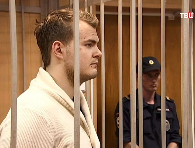Обвиняемый в ДТП на Кутузовском проспекте Аркадий Смелов