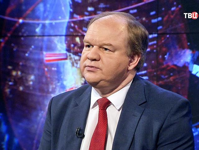 Николай Топорин, доцент кафедры европейского права МГИМО