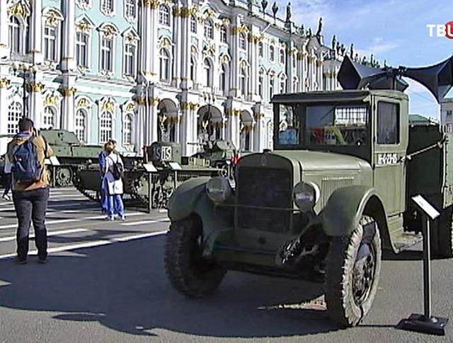 В Санкт-Петербурге отмечают годовщину окончания битвы за Ленинград