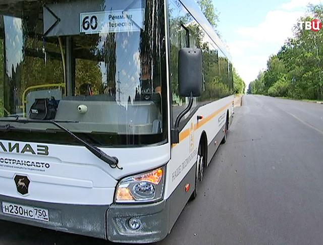 Рейсовый автобус № 60 (Реммаш - Пересвет)