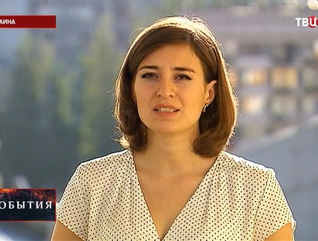 Российская журналистка Тамара Нерсесьян