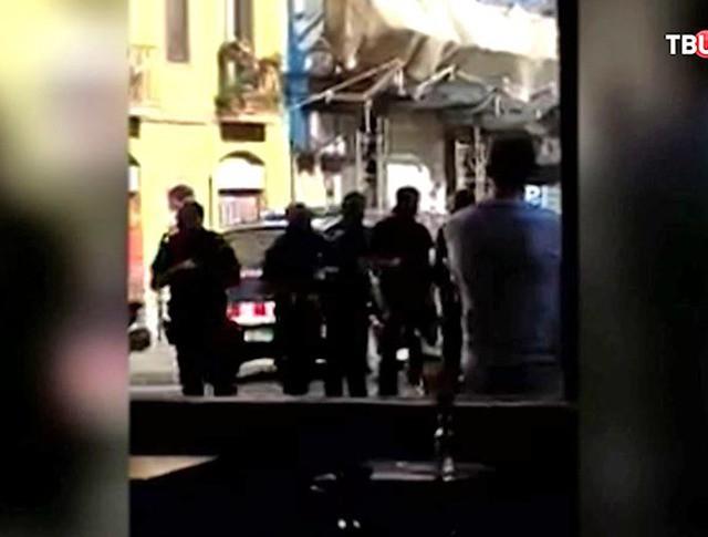 Теракт в Барселоне
