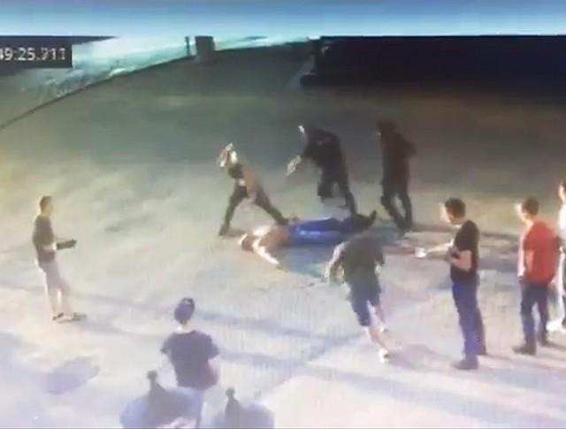 Убийство в Хабаровске