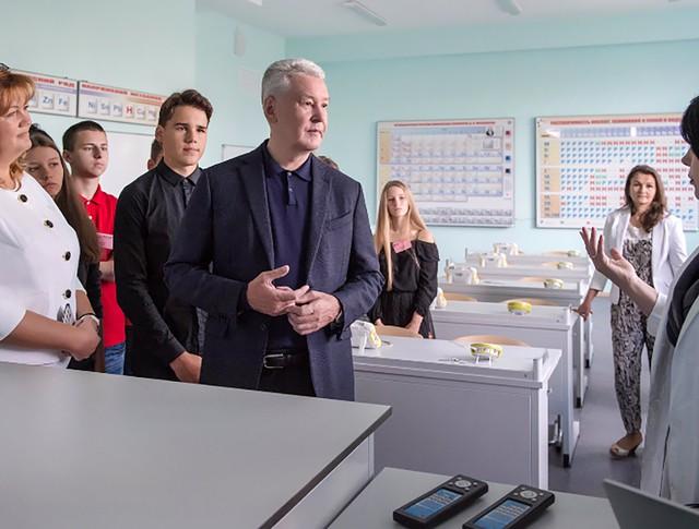 В Москве с 2011 года построено 278 новых школ и детсадов
