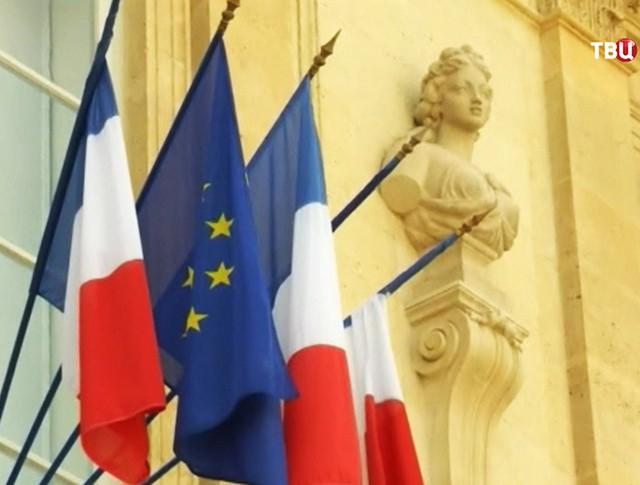 Саммит ЕС в Париже