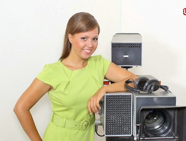 Журналистка Анна Курбатова