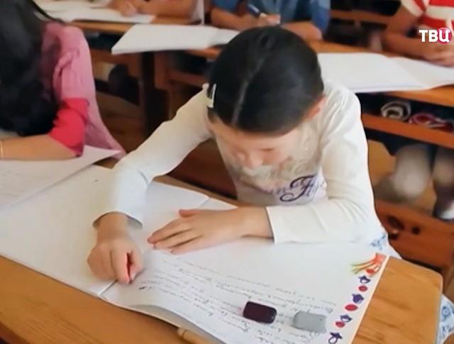 Школа на Украине