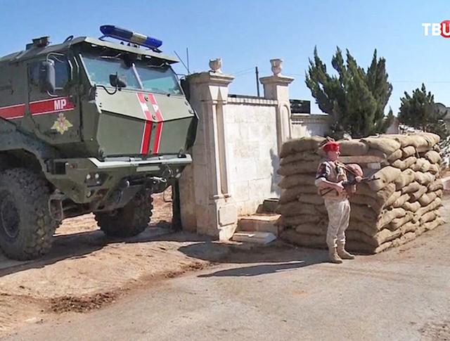 Военная полиция Сирии