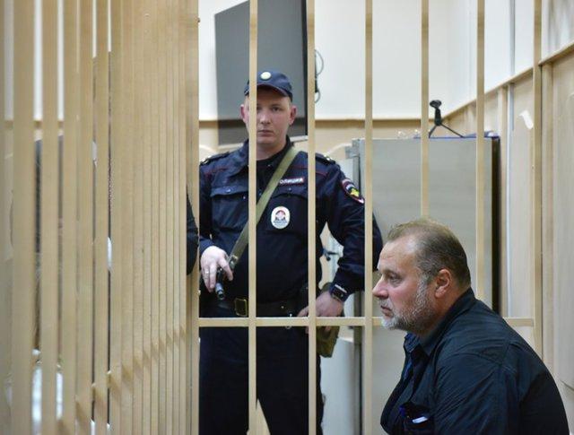 Замглавы ФСИН России Олег Коршунов в Басманном суде