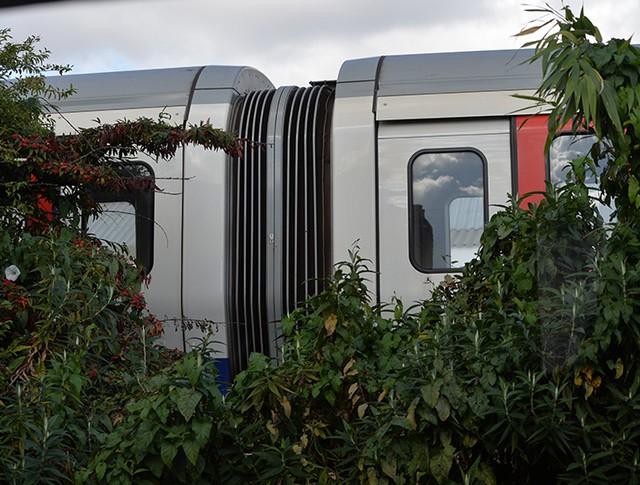 Теракт в метро Лондона