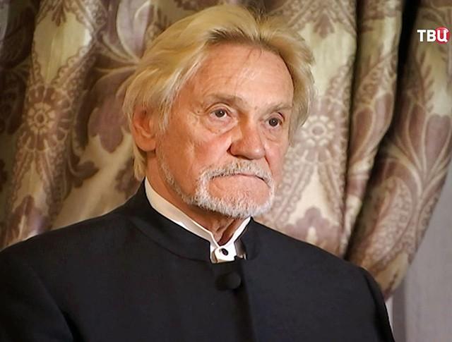 Российский балетмейстер Владимир Васильев