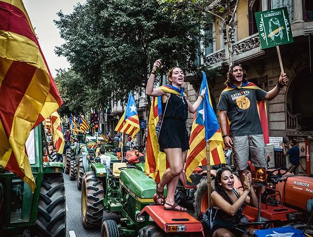 Каталония готовится к референдуму о независимости